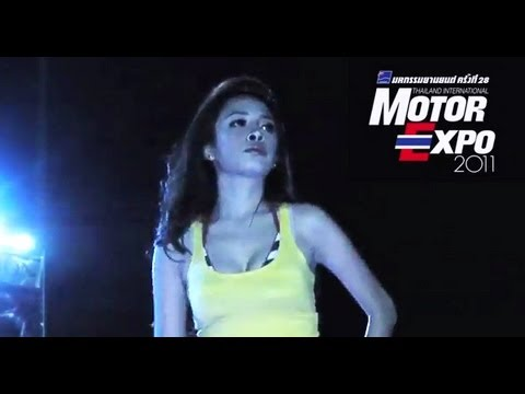 Bangkok MotorExpo 2011 Sexy Coyote 2