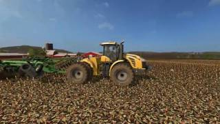 Farming Simulator 17 | Bedford County:  Ripping with Challenger and 2720
