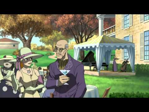 The Boondocks Season 1 Episode 1 The Garden Party Better Quality Youtube