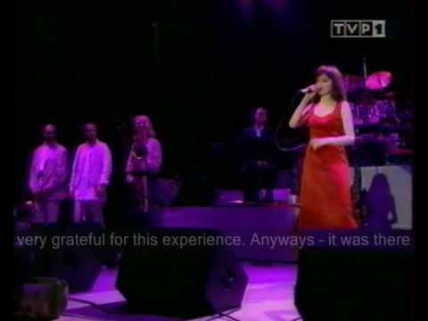 Basia - Dzień się budzi - live in Warsaw 1994