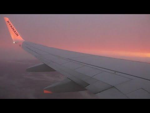 Ryanair FR2372 London Stansted (STN) - Gdansk (GDN) Boeing 737-800 *FULL FLIGHT* [1080p HD]