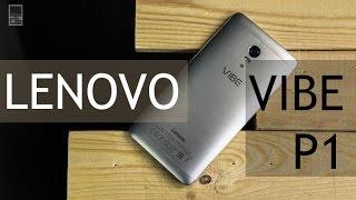 Lenovo Vibe P1 – обзор смартфона от keddr.com