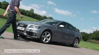 Audi A4 (2008-2011) review - CarBuyer
