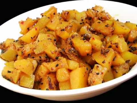 Andhra recipes gummadikaya koora pumpkin curry for Andhra cuisine vegetarian