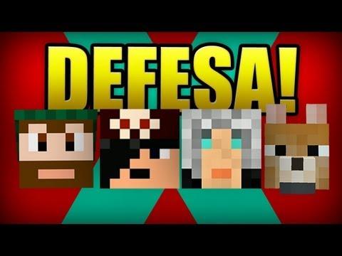 Ep 05. Diários de Minecraft X: Até o último homem! (Ou cão!)