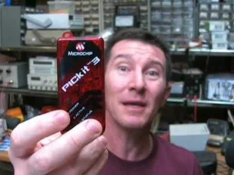 EEVblog #39 - Microchip PICkit 3 Programmer/Debugger Review
