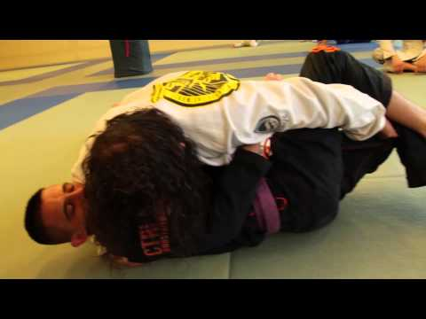 Kurt Osiander's Move of the Week - Butterfly Guard Pass Image 1