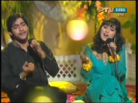 Baadalon Mein Chup Raha Hai Chand Kiyon By Ali Abbas & Sara Raza Khan-virsa-heritage Revived video