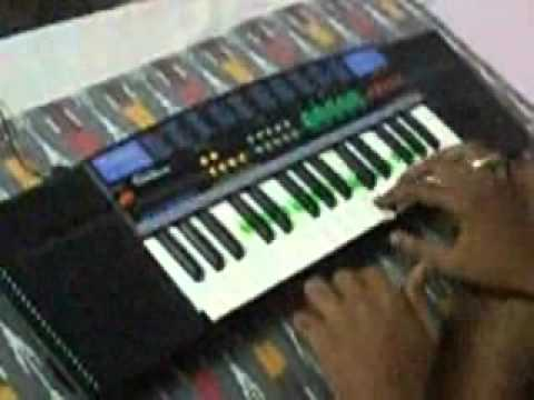 Chali Chaliga Keyboard video