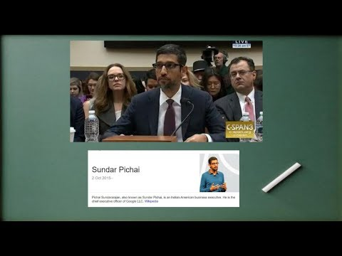 Google CEO exposes full extent of Russian Meddling 2016