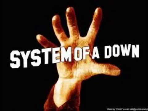 System Of A Down -  Toxicity (lyrics) video