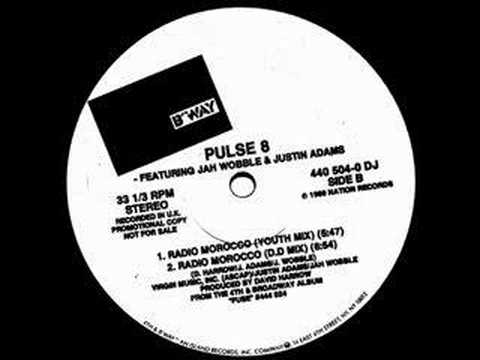 Pulse 8 - Radio Morocco (Youth Mix)