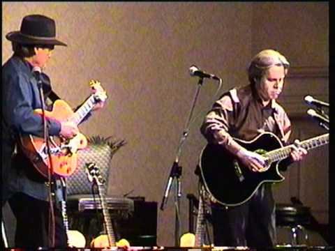 Duane Eddy and Doyle Dykes, CAAS 1999,