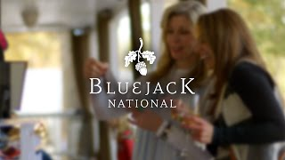 Life at Bluejack National