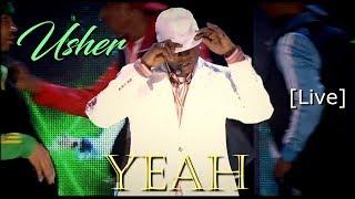Usher - Yeah  Live HD DJ. Johan Rios