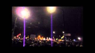 PEGIDA Dresden 15. 12. 2014 - Auf die Straße!-German Patriots Stop Mudslide Ooze