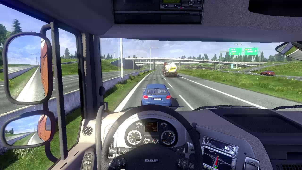 download game pc euro truck simulator 2 scandinavia. Black Bedroom Furniture Sets. Home Design Ideas