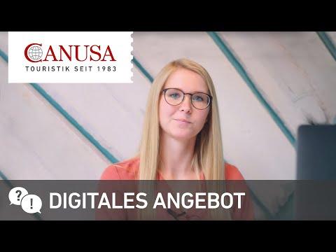 CANUSA erklärt: Wie funktioniert der digitale Reisevorschlag? | CANUSA