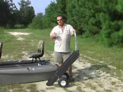 Fishing: Jon boat dolly plans