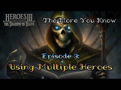 Heroes III: Strategy Guide - Episode 3 (Using Multiple Heroes)