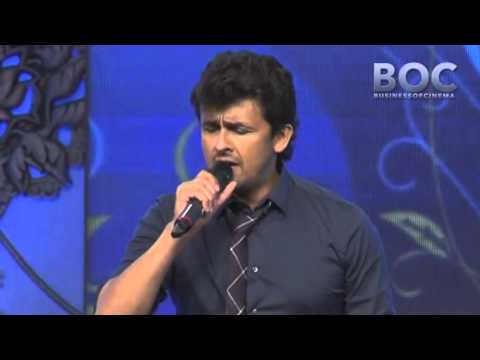 Sonu Nigam Live Bare Acche Lagte Hain video