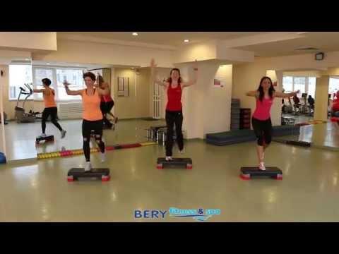 Bery Fitness & Spa Iancului  - Aerobic Cu Imola video