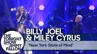 Download Lagu Miley Cyrus & Billy Joel - New York State of Mind (Live at Madison Square Garden) Gratis STAFABAND