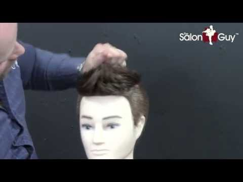 Men's Haircut Tutorial 2014 Hottest Trend