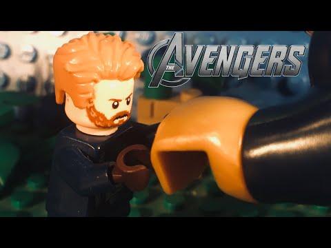Lego InfinityWar Trailer 2 Recreated!