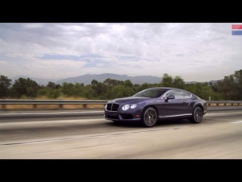 Hypermiling a 2013 Bentley Continental GT V8 - CAR and DRIVER