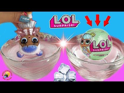 ЛОЛ СЮРПРИЗЫ 2 серия Куклы малышки в шариках Проверяем способности!  L.O.L. Surprise 2 Ball