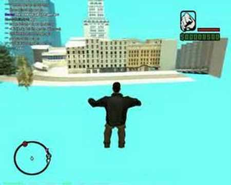 GTA San Andreas - Liberty City Ciudad oculta!!!