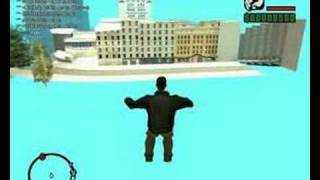 GTA San Andreas - ¡¡¡Liberty City Ciudad oculta!!!