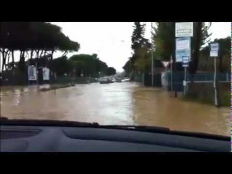 Alluvione Catania 21/02/2013