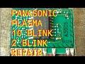 Panasonic Plasma 10 and 2 Blinks TEA1611 ETX2MM702 704 706 Power Supply TH 42 46 50 58 PZ 800 85