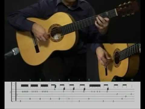 Alegrías guitarra 2, España en dos guitarras, Sabicas y Escudero por David Leiva