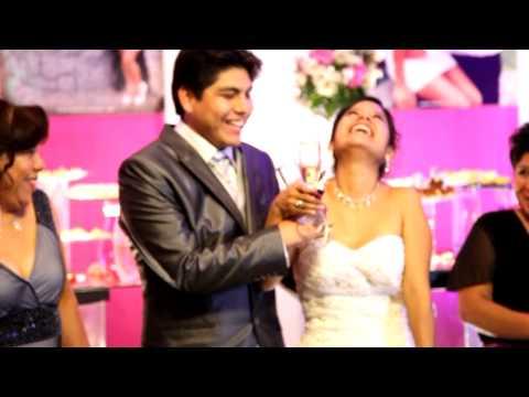 Matrimonio 2014 - Club de Leones de San Borja