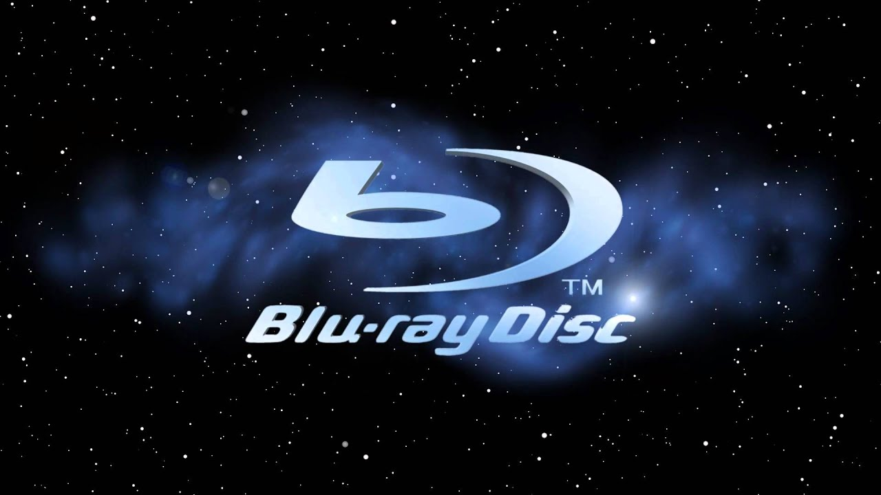логотип blu ray: