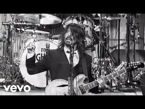 Foo Fighters – Arlandria (Live on Letterman)