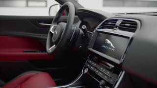 Jaguar XE 2019 | Interior Design