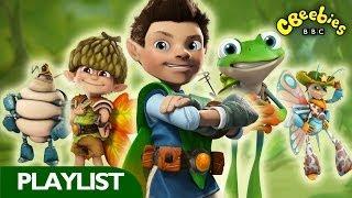 CBeebies: Tree Fu Tom - Meet the Characters Playlist