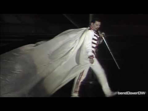 Queen - We Will Rock You (Live at Wembley Stadium) HD Music Videos