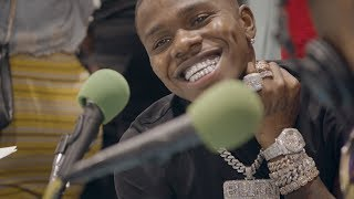 Dababy performing at BET Awards 2019