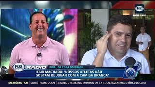 Veja o que o Vice Presidente do Cruzeiro falou no dia da Final da Copa do Brasil