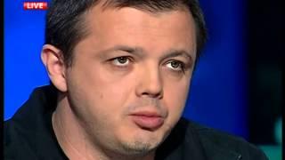 Семен Семенченко. Шустер LIVE. 24.11.2014