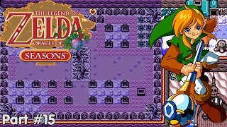 Slim Plays The Legend of Zelda: Oracle of Seasons - #15. This Crypt Be Bouncin'