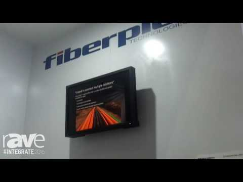 Integrate 2016: Audio Visual Distributors Now Distributes Fiberplex for the Australian Market