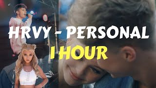 Download Lagu HRVY - Personal (1 HOUR) Gratis STAFABAND