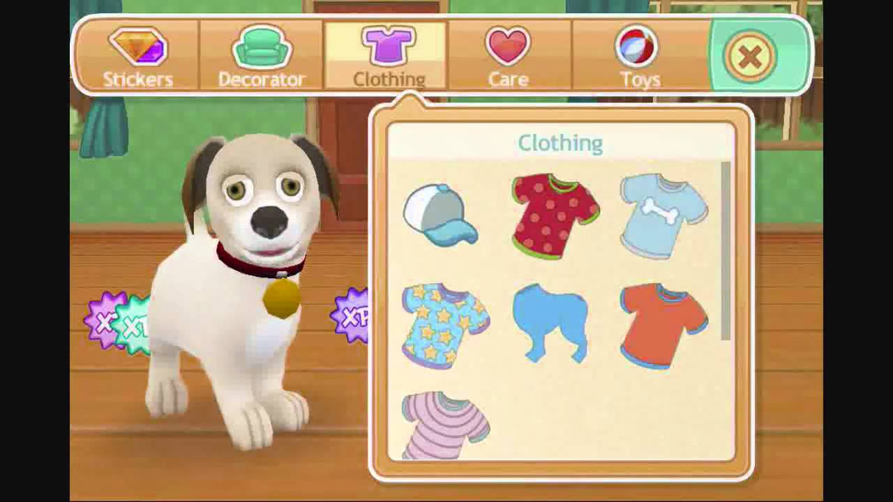 Touch Pets Dogs 2 Touch Pets Dogs 2 Gameplay