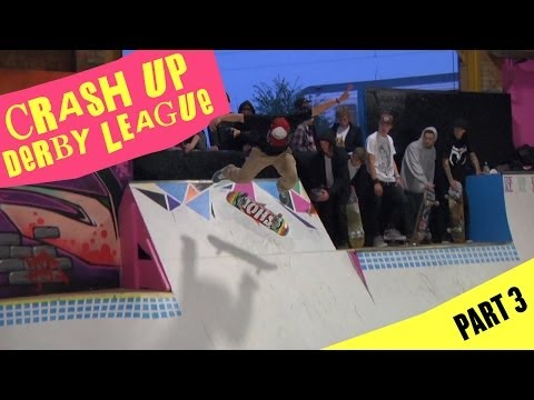 REAL Skateboards: UK Crash Up Derby Pt. 3